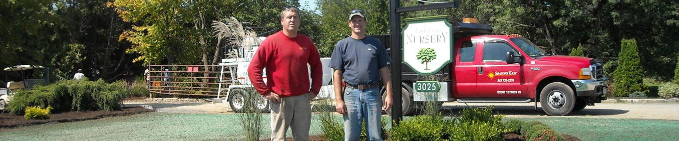 Seasons East Landscaping LLC